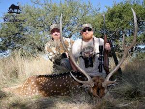 Top Ten Axis Deer Hunts