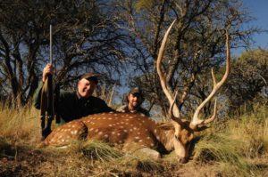 Craig Boddington Axis Deer Argentina