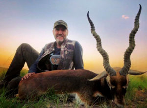 Steve Ecklund The Edge TV Cabela's
