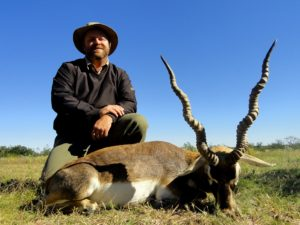 Blackbuck Hunting in Argentina