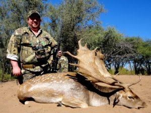 Trophy Fallow Deer Hunts Argentina