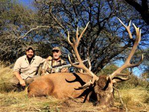 Gary Joseph Magnum TV Argentina Free Range Stag