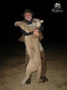 Puma Hunting Argentina