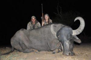 Trophy Water Buffalo Hunts